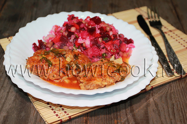 рецепт котлет по-персидски