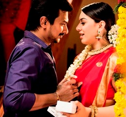 Manithan Movie Stills - Udhayanidhi Stalin, Hansika