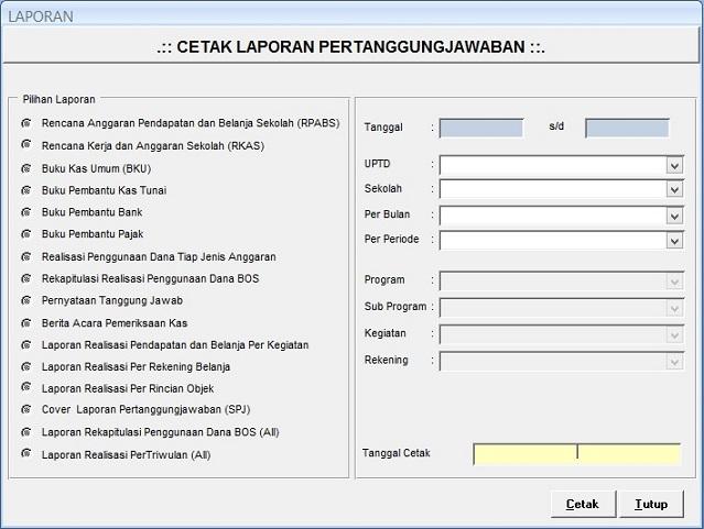 Download Aplikasi Dana Bos Terbaru 2019 Sesuai Juknis