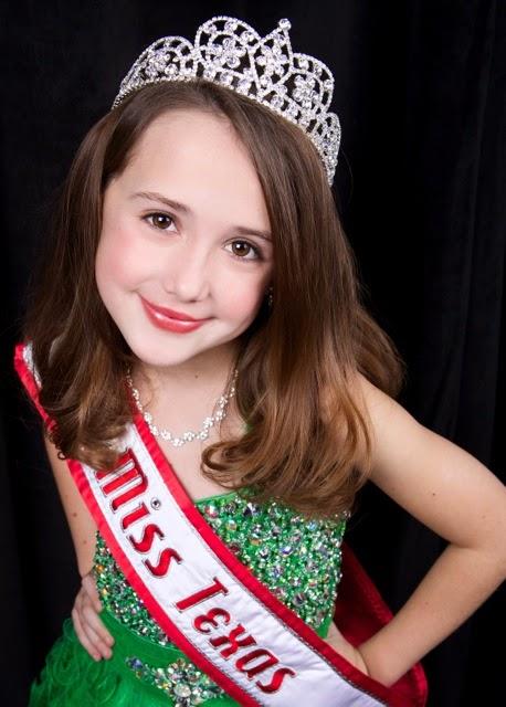 Young Pre Teen Girl Female Woman Torso Vertical Format: Featuring Miss Texas Jr. PreTeen Lauren Altom