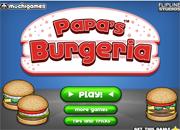juegos de cocina papas burgueria