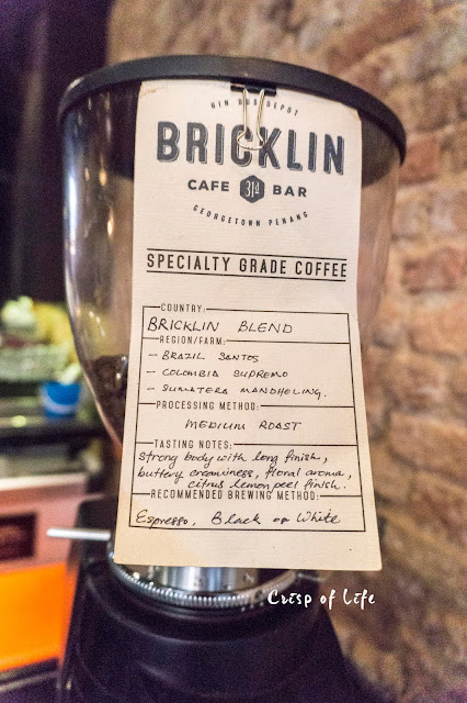 Bricklin Cafe Bar @ Hin Bus Depot, Penang