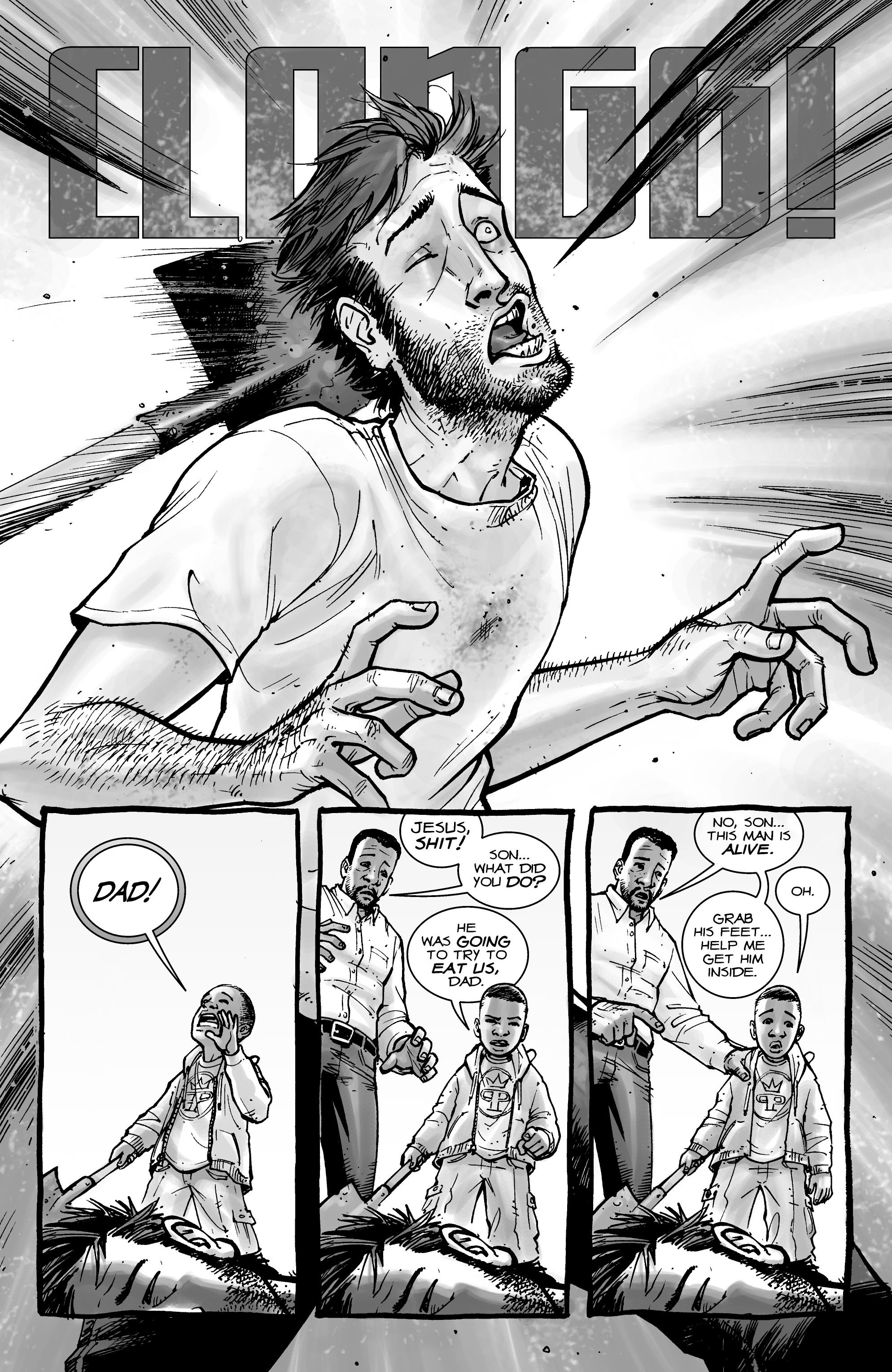The Walking Dead issue 1 - Page 16