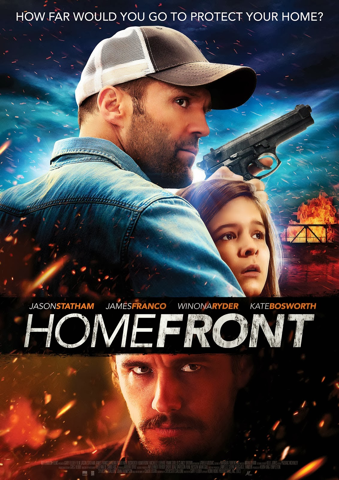 Statham And Franco Face Off In 'Homefront' Movie Review