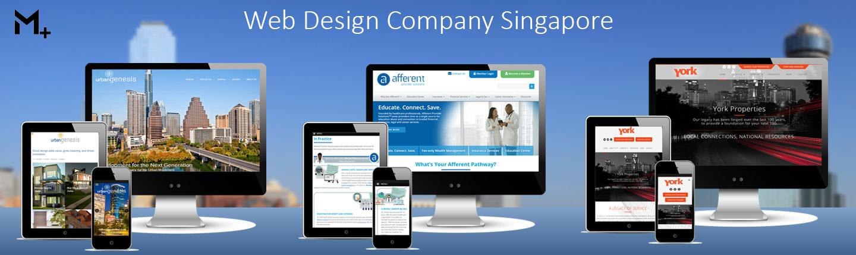 Website design development company singapore mediaplus for Design company singapore