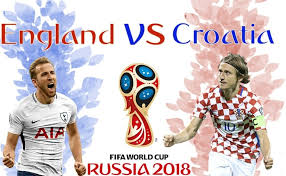 England vs. Croatia live stream