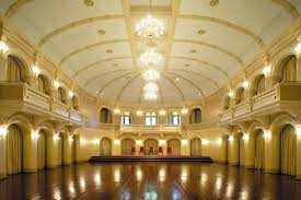 Government House Ballroom, Perth - scene of the Gidley murder 1925