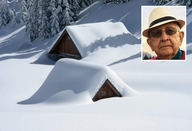queda gelo neve bariloche ambiente de leitura carlos romero