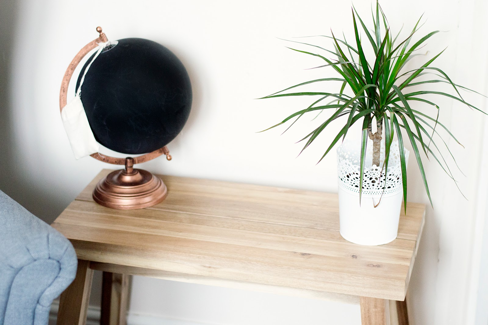 copper homeware, plants, minimal, interiors, ikea, home, lifestyle bloggers, lbloggers,