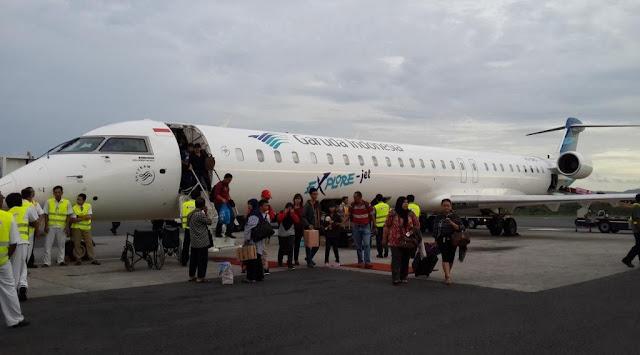 Meski Dilarang Gubernur, Ummat Islam Balikpapan Nekat Carter 10 Pesawat Demi Aksi Bela Islam