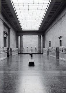 Duveen Gallery, British Museum, London, UK