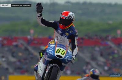 Hasil Lengkap Kualifikasi Moto3 Austin, Amerika 2016