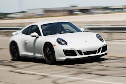 2017 Porsche 911 Carrera GTS Manual Review
