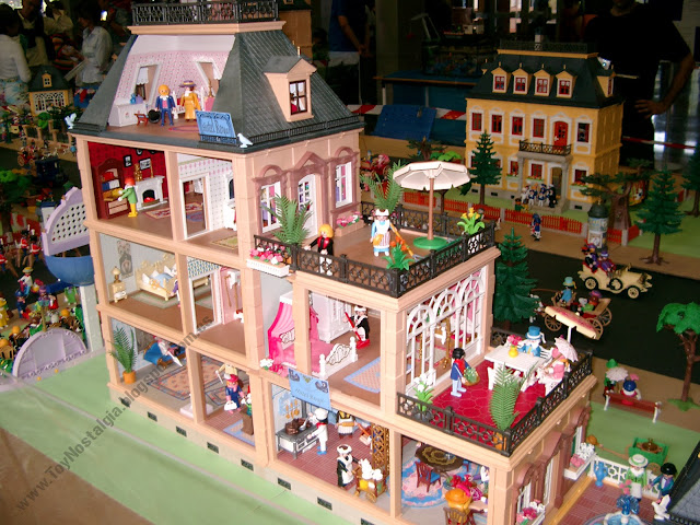 diorama Playmobil Victoriano Victorian