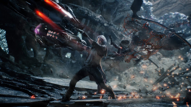 Devil May Cry 5 New Gameplay