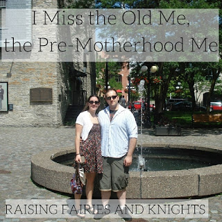 http://www.raisingfairiesandknights.com/i-miss-the-old-me/
