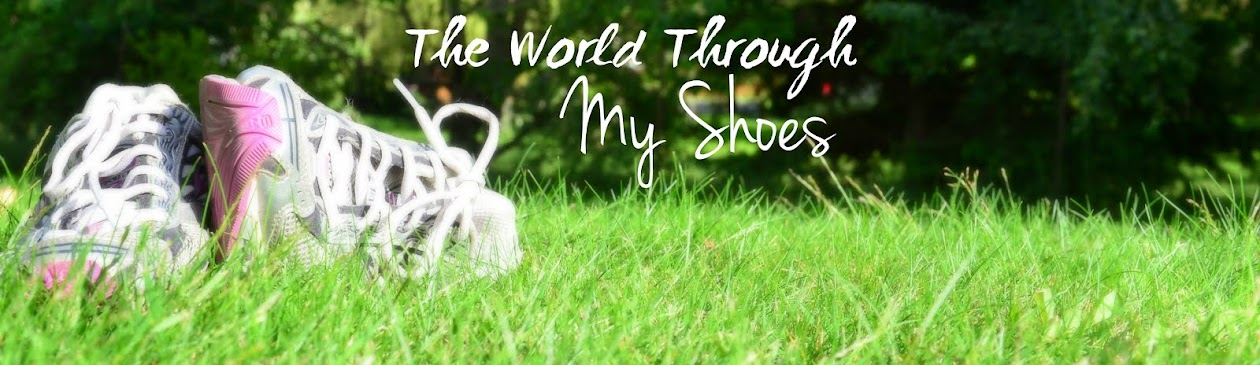 The World Through My Shoes
