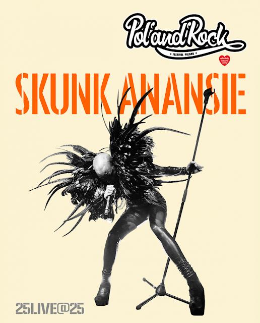 Subiektywny komentarz do ogłoszenia Skunk Anansie na Pol'and'Rock Festival 2019!