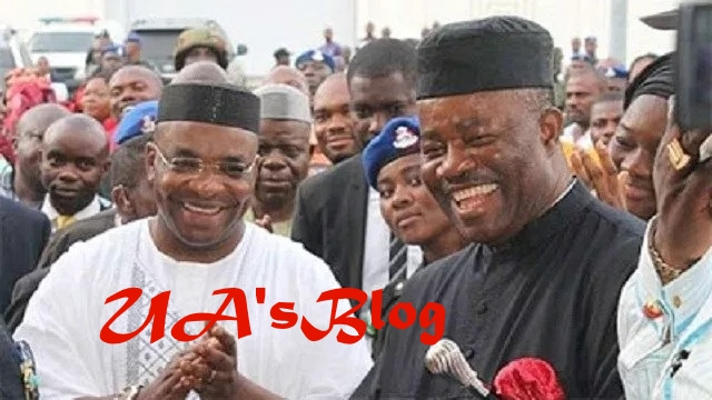 How I Brought Emmanuel Udom from Lagos and Installed Him As Governor – Akpabio