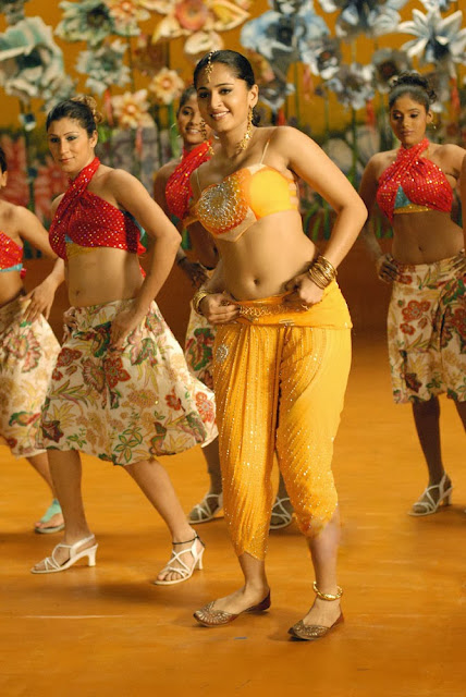 Anushka Song Stills