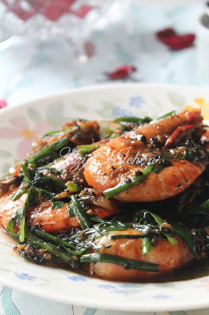 Masak Black Pepper Udang