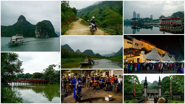 Travel Itinerary: Hanoi, Sapa & Halong Bay, Vietnam in 9 days