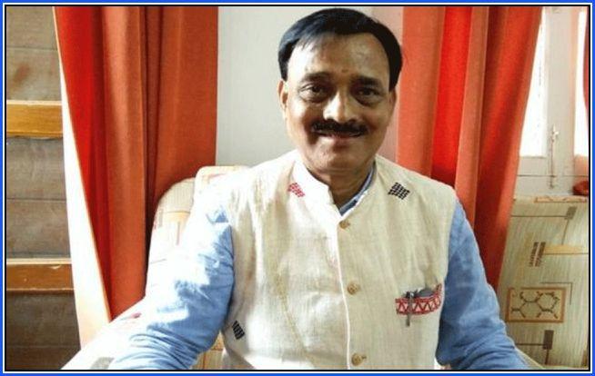 BJP, Lok Sabha MP Ram Prasad Sarmah