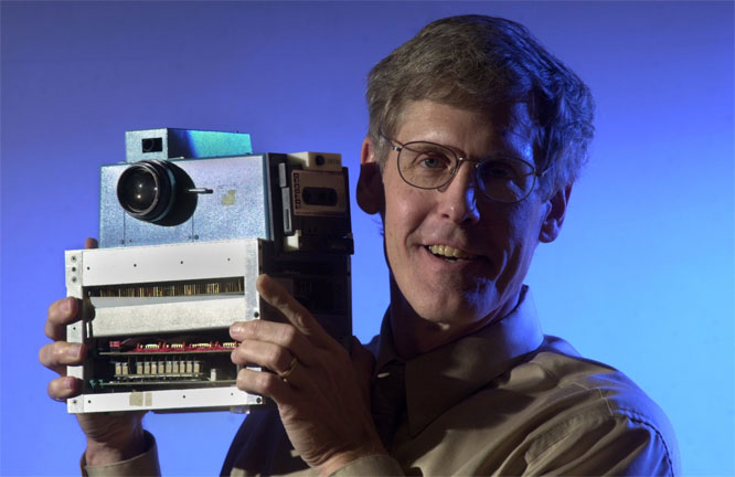 The Styrous® Viewfinder: The Births Of Steven Sasson & The