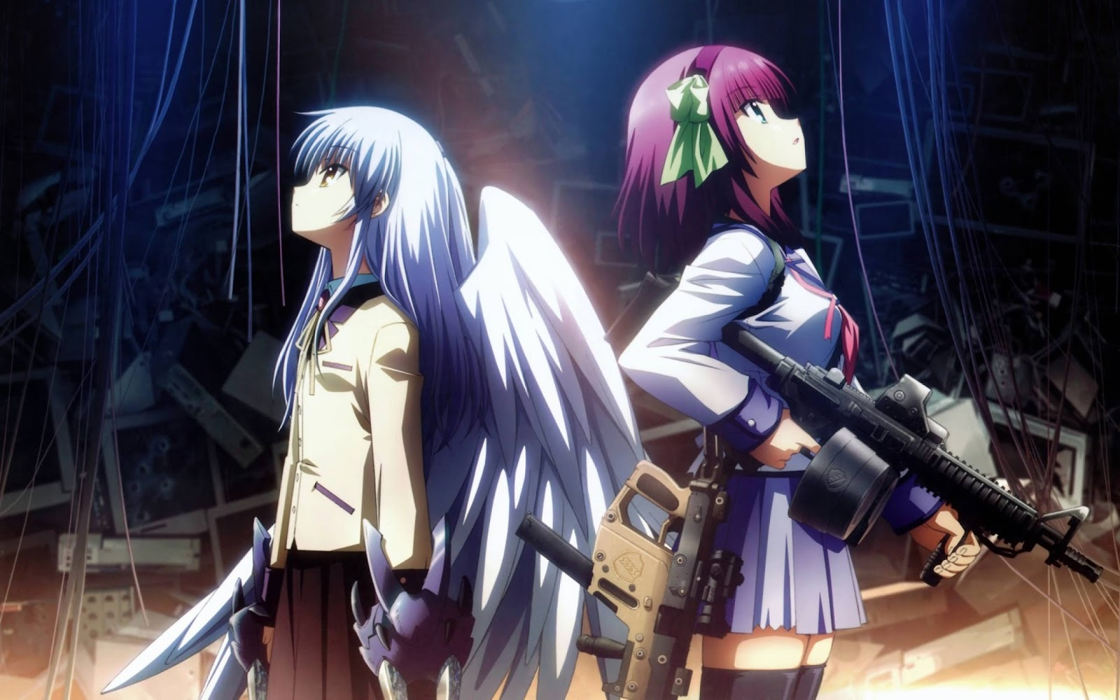 Download OST Opening Ending Insert Song Anime Angel Beats Full Version