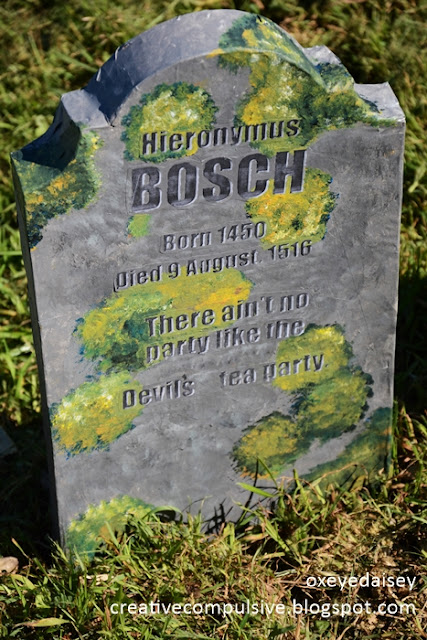Hieronymus Bosch Tombstone