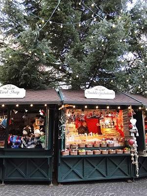 Receita típica dos mercados de Natal na Europa