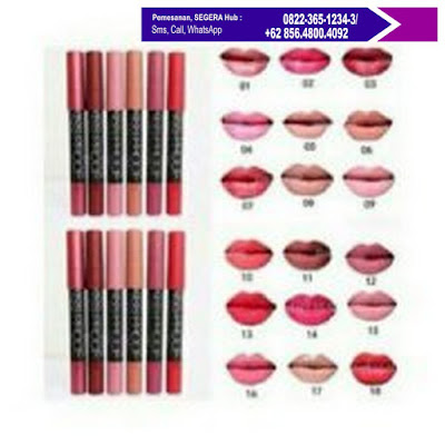 Kiss Proof No 15, Kiss Proof Soft Lipstick, Kiss Proof Matte Lipstick, Kiss Proof Malang