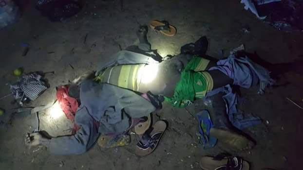 Graphic: Nigeria military kills Boko Haram members in failed attack on Yauri