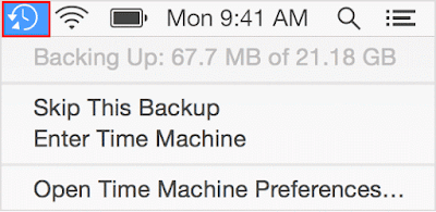 Slow macOS Due to Time Machine Backup