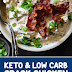 Keto & Low Carb Crack Chicken (Ready in Less Than 15 Minutes)