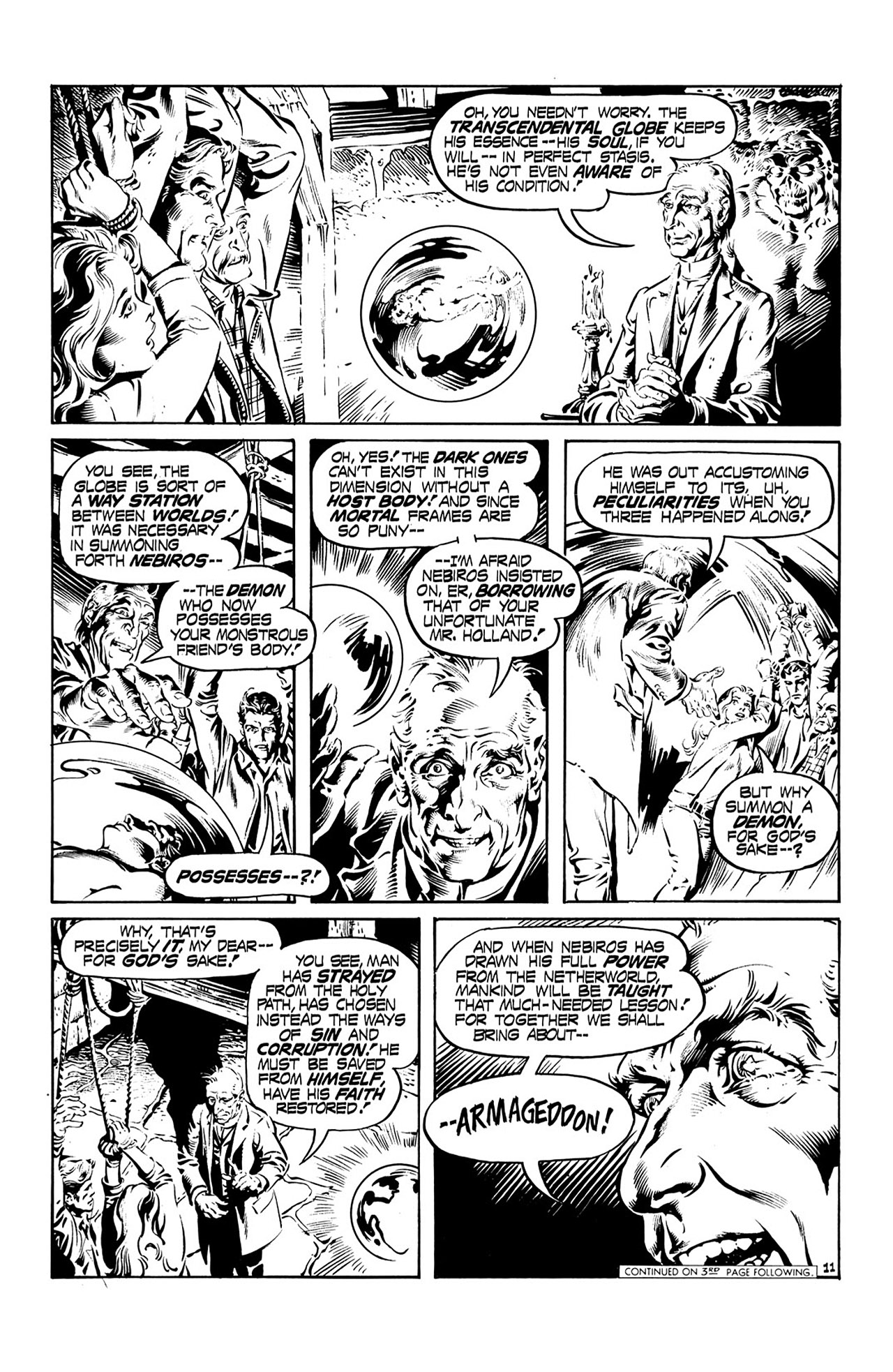 Swamp Thing (1972) Issue #15 #15 - English 12