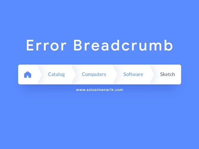 Cara Mengatasi Error Breadcrumb Blogger di Search Console