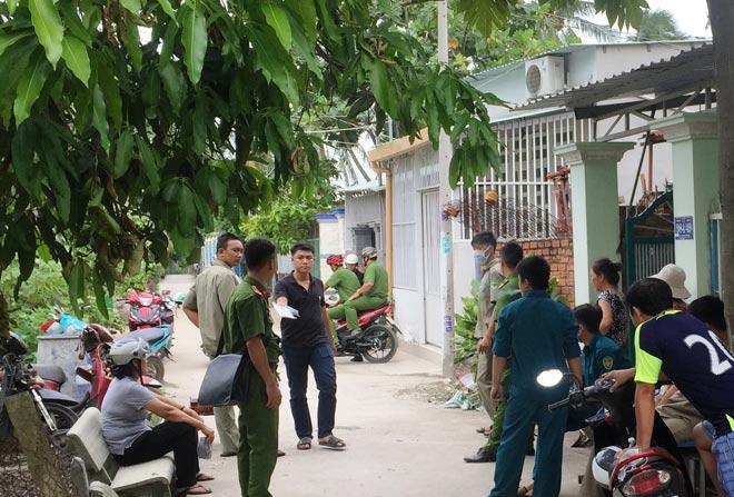 Người đàn ông chết bí ẩn trong căn nhà ở ngoại ô Sài Gòn
