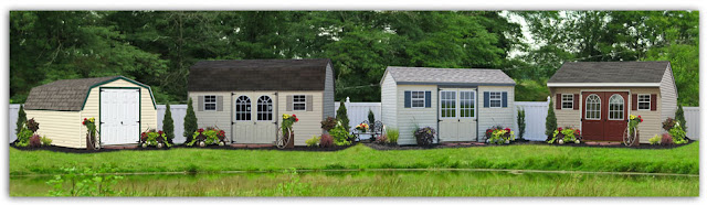 Amish vinyl sheds NJ
