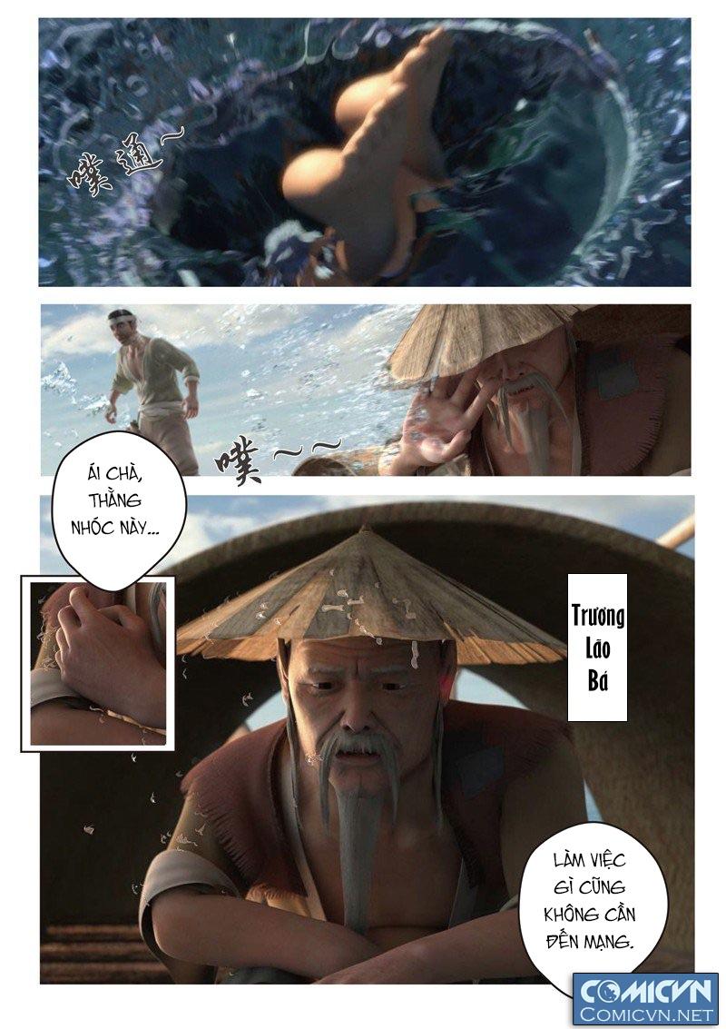 Thiên Ngọc Truyền Kỳ chap 1 - Trang 21