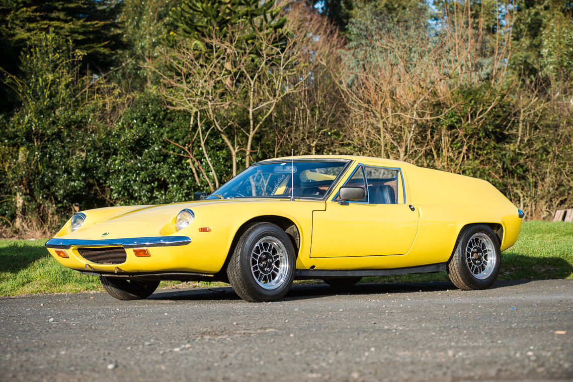 COMING TO AUCTION From Classic Chatter: 1968 LOTUS EUROPA S2 ...