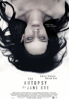 Sinopsis Film THE AUTOPSY OF JANE DOE (2017)