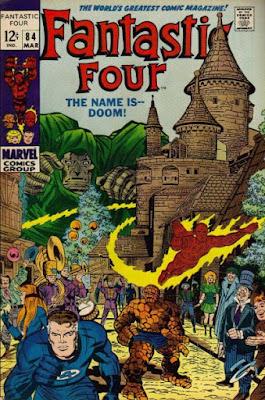 Fantastic Four #84, Dr Doom