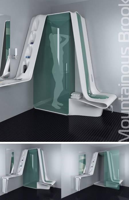 Really simple crazy bathroom designs twenty ranking for Crazy bathroom designs