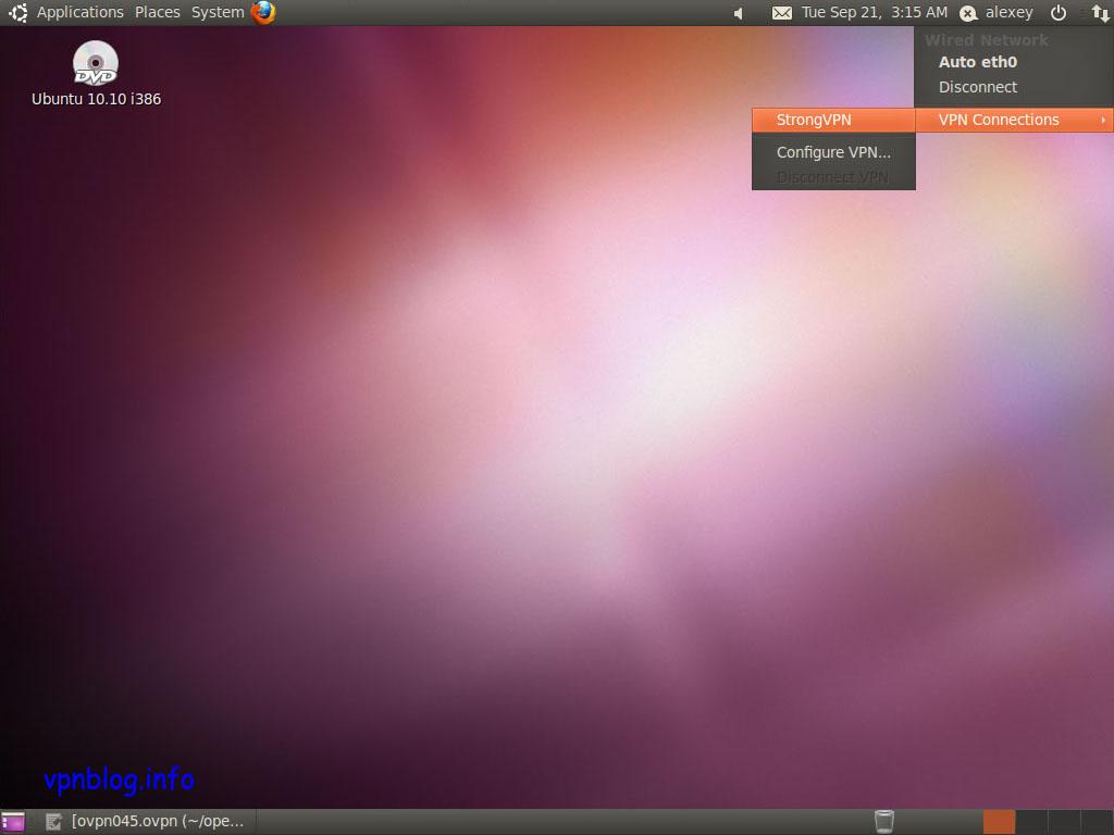 Forti vpn ubuntu