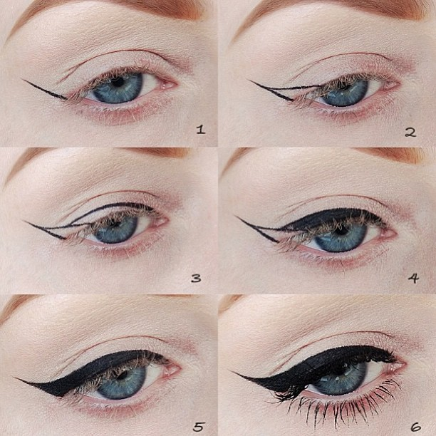 5 Glamorous Eye Makeup Tutorials For Party Night Out Look