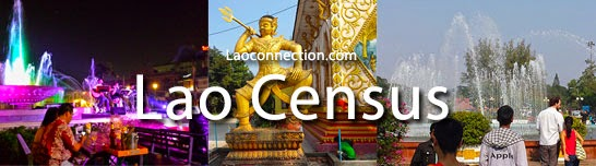 Laoconnection.com Lao census banner image