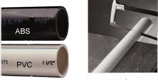 Which one to choose - ABS or PVC Plastic Pipes?