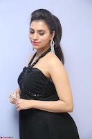 Priyanka in Sleeveless Black Slim Dress Spicy Pics ~  Exclusive 49.JPG