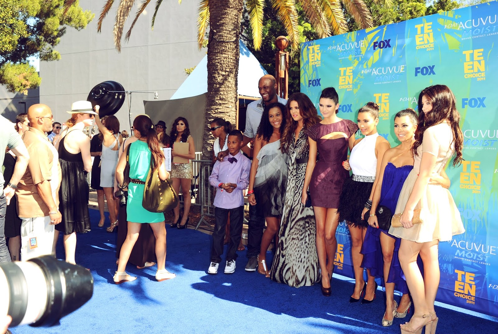 01 - Teen Choice Awards in August 11, 2011
